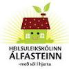 Álfasteinn í Hörgársveit - Heilsuleikskóli síðan 2012